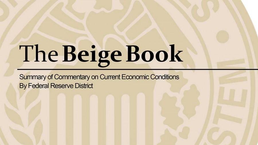 Fed Beige Book: Μέτρια η  οικονομική ανάκαμψη των ΗΠΑ - Μεγάλη απειλή ο κορωνοϊος