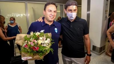 Αυγενάκης: Δεσμεύτηκε ότι θα επιτραπεί στους αθλητές που κατέκτησαν Ολυμπιακό μετάλλιο σε ομαδικό άθλημα να προσλαμβάνονται στις Ένοπλες Δυνάμεις!