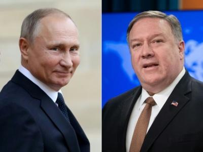 Στη Ρωσία ο ΥΠΕΞ των ΗΠΑ, M. Pompeo – Συνάντηση με Putin - Στο επίκεντρο Ιράν, Βενεζουέλα