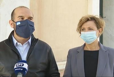 Τζανακόπουλος: Δεν είναι λειτουργικές οι 25 από τις 50 κλίνες ΜΕΘ του Σωτηρία – Περιμένουμε τις ενέργειες Μητσοτάκη