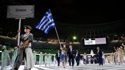 Ολυμπιακοί Αγώνες: Οι δηλώσεις των Σημαιοφόρων, Κορακάκη και Πετρούνια! (video)