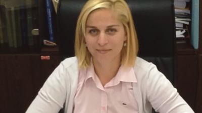 Μαρία Κακαλή, δήμαρχος Αγίου Ευστρατίου: Στοχεύουμε στην ανάδειξη οικολογικών μονοπατιών που υπάρχουν στο νησί μας