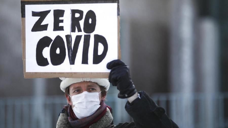 Πότε θα επιτευχθεί το zero covid;  - Merkel: Όταν όλοι εμβολιαστούν – Biden: Δεν ξέρουμε πότε θα τελειώσει η κρίση