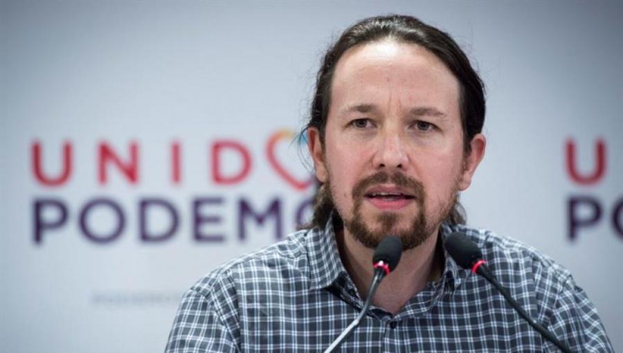 Iglesias (Podemos): Είμαστε έτοιμοι να διαπραγματευθούμε τον σχηματισμό κυβέρνησης με τους Σοσιαλιστές