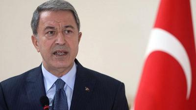 Akar (Υπ. Άμυνας Τουρκίας): Η κατάπαυση του πυρός στη Συρία δεν είναι εκεχειρία – Η Τουρκία έχει δικαίωμα να υπερασπιστεί τα συμφέροντά της