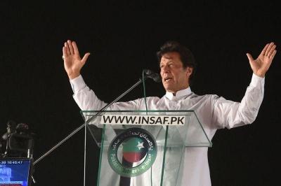 Reuters: Κι επίσημα νέος πρωθυπουργός του Πακιστάν ο πρώην πρωταθλητής του κρίκετ Khan