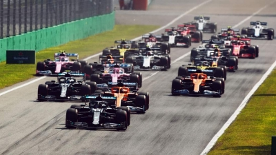 Formula 1: Στην Μόντσα το δεύτερο sprint race της σεζόν!