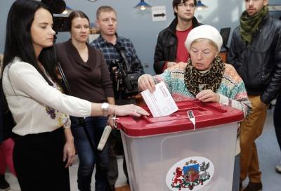 Εκλογές στη Λετονία: Πρώτοι οι φιλορώσοι με 19,4% αλλά ισχυροί παραμένουν οι φιλοευρωπαίοι  με 29,2%