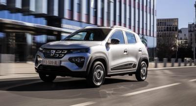 Στην Γαλλία τo Dacia Spring κοστίζει από 12.403 ευρώ