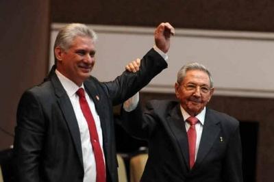 Κούβα: Τέλος εποχής για Castro - Miguel Diaz-Canel ο νέος γραμματέας του Koμμουνιστικού Κόμματος
