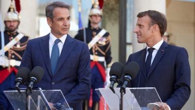 Προς νέα αμυντική συμφωνία Ελλάδας - Γαλλίας - «Κλείδωσε» η αγορά 3 φρεγατών Belhara