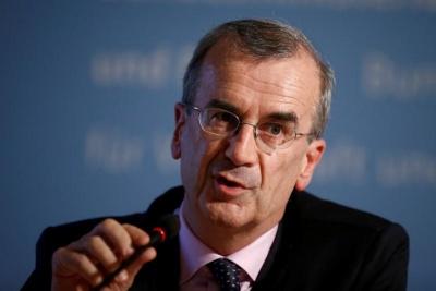 Villeroy (ΕΚΤ): Δεν θα υπάρξει αύξηση των επιτοκίων πριν από το τέλος του QE