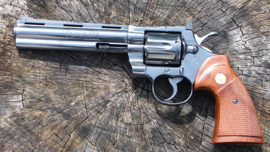 Colt Python .357 (2020) - Ο Βασιλιάς των Επτά Φιδιών