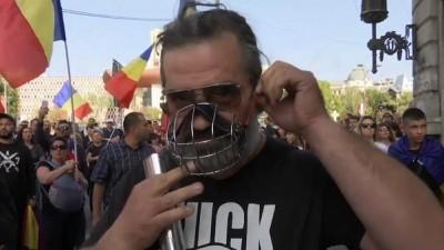 Υποχρεωτική η χρήση μάσκας σε όλους τους εξωτερικούς χώρους στο Βουκουρέστι