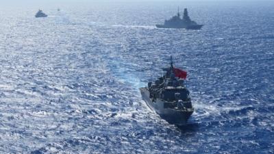 Νέες προκλήσεις από Τουρκία - Με 2 NAVTEX ζητά αφοπλισμό Λήμνου – Σαμοθράκης, κάνει ασκήσεις στο Αιγαίο