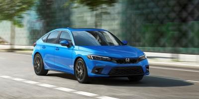 Επίσημο: Αποκάλυψη και για το Honda Civic Hatchback