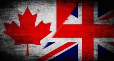 Εμπορική συμφωνία Βρετανίας – Καναδά, ύψους 27 δισεκ. ευρώ και στενότερη συνεργασία το 2021