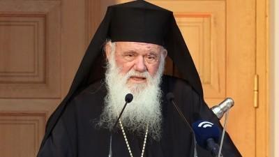 Επικοινωνία του Αρχιεπισκόπου Ιερωνύμου με τον Οικουμενικό Πατριάρχη Βαρθολομαίο
