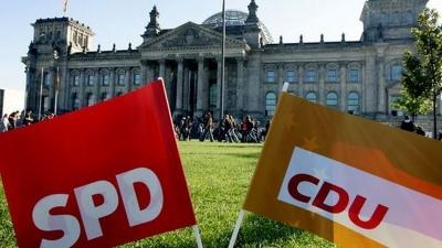 Γερμανία: Νικητής αλλά με απώλειες το SPD με 34,5% έναντι 26% του CDU στη Ρηνανία - Παλατινάτο