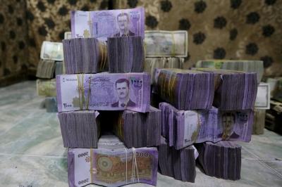 Νέα υποτίμηση για τη συριακή λίρα μετά την αποπομπή του Κεντρικού τραπεζίτη