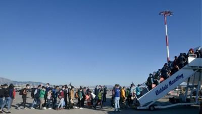 Αναχώρησαν από τα ελληνικά νησιά 91 αιτούντες άσυλο για την Γερμανία