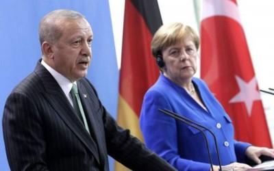 Ενόχληση Τουρκίας για τη Σύνοδο Κορυφής - Erdogan σε Merkel: Η ΕΕ υπέκυψε στους εκβιασμούς της Ελλάδας και της Κύπρου