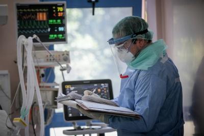Μεταφέρουν ασθενείς στο νοσοκομείο Τρικάλων λόγω προβλήματος στο σύστημα παροχής οξυγόνου
