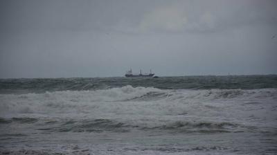 Ναυάγιο ρωσικού πλοίου κοντά στην Τουρκία με δύο νεκρούς