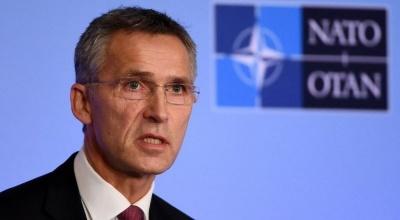 Stoltenberg (NATO): Η Ρωσία οφείλει να απελευθερώσει τους Ουκρανούς ναυτικούς