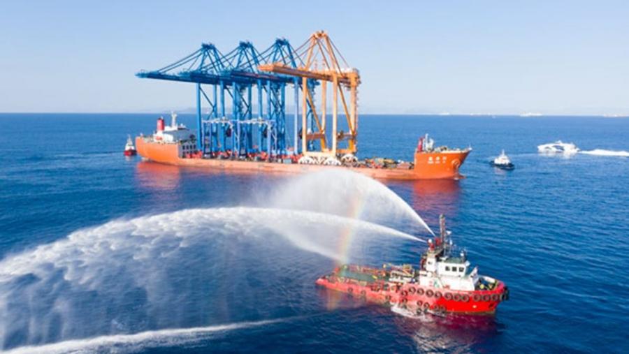 ΣΕΠ: Στόχος να καταστεί ο Πειραιάς το μεγαλύτερο εμπορευματικό hub στη Μεσόγειο