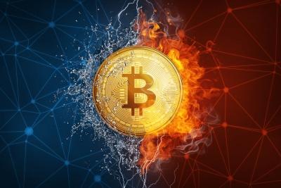 Επέστρεψε στα 50.000 δολάρια το Bitcoin - Απώλειες 450 εκατ. δολ. για τις «αρκούδες»