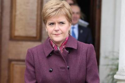 Sturgeon: Ήμουν ξεκάθαρη με τον Johnson, η Σκωτία δικαιούται ένα δεύτερο δημοψήφισμα για την ανεξαρτησία της