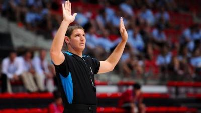 Λεάντρο Λεσκάνο: O δεύτερος Αργεντίνος διαιτητής στην ιστορία της Ευρωλίγκα!