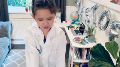 Μεγάλη Βρετανία: Επτάχρονη εκτόξευσε αυτοσχέδιο πύραυλο από το σπίτι της