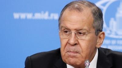 Lavrov: Η Ρωσία έτοιμη να συνεργαστεί με την ΕΕ στο πλαίσιο της Ευρασίας