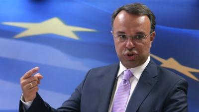 Σταϊκούρας: Περιορισμένες οι παρεμβάσεις για τη ρύθμιση του χρέους στη συμφωνία του Eurogroup