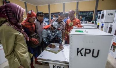 Ινδονησία: Εκλογές με 245.000 υποψηφίους για την προεδρία, τη Βουλή και τοπικά αξιώματα