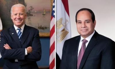 Επικοινωνία Biden – al Sisi (Αίγυπτος) για το Μεσανατολικό, τη Λιβύη και τις διμερείς σχέσεις