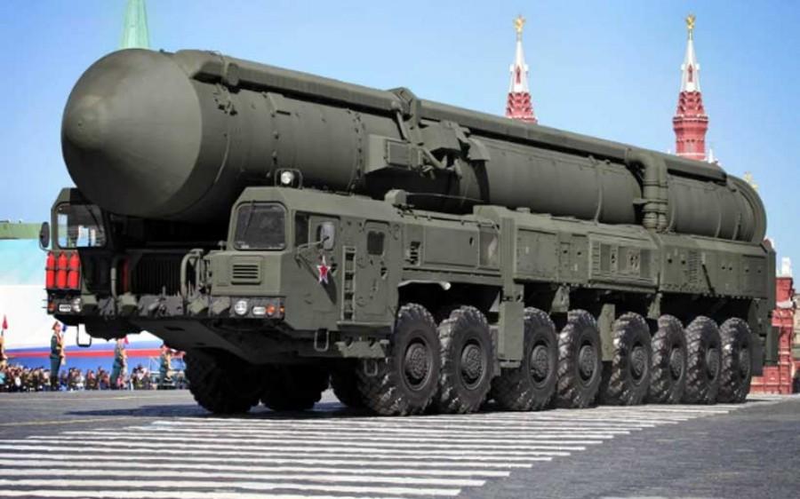 Ρωσία: Νέα πρόταση σε ΗΠΑ για «πάγωμα» των πυρηνικών εξοπλισμών