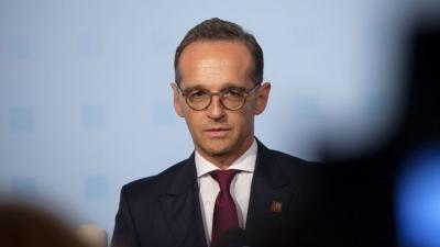 Maas (Γερμανία): Η Τουρκία είναι υποχρεωμένη να σέβεται το Διεθνές Δίκαιο - Να μην επαναληφθεί το παιχνίδι