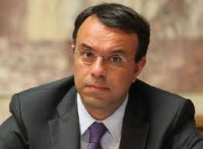 Σταϊκούρας (ΥΠΟΙΚ): Η ένταση και έκταση της κρίσης θα κρίνουν την αξιοποίηση των 7- 8 δισ. - Μνημόνιο δεν υπάρχει
