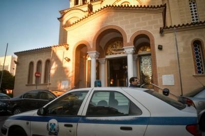Ήπια αστυνόμευση από ΕΛΑΣ αύριο 6/1 έξω από τις Εκκλησίες για την αποφυγή συνωστισμού