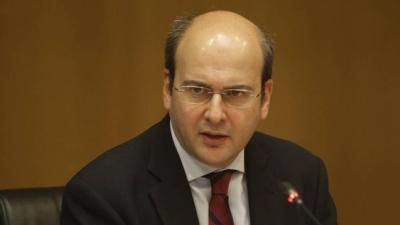 Χατζηδάκης: Νομοσχέδιο για το συνολικό εκσυγχρονισμό του ΕΦΚΑ – Η κυβέρνηση θα δώσει ένα κοινωνικό μέρισμα ανάπτυξης στους εργαζόμενους