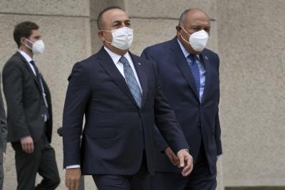 Shoukry (ΥΠΕΞ Αιγύπτου): Βαδίζουμε προς πλήρη εξομάλυνση των σχέσεών μας με την Τουρκία