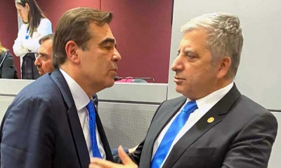 Πατούλης: Με σύμμαχο την Ευρώπη θα δώσουμε δυναμική ώθηση στην ανάπτυξη της Αττικής