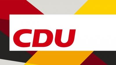 CDU (Γερμανία): Οι... «δελφίνοι» της ηγεσίας πρέπει να περιμένουν, προέχει ο σχηματισμός κυβέρνησης