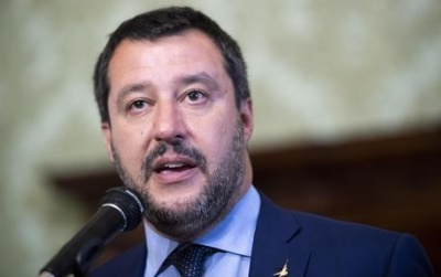 FT: Κατηγορούν τον Salvini ότι έλαβε χρηματοδότηση από την Ρωσία - Διαψεύδει η Lega