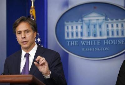 ΗΠΑ: Παρέμβαση Blinken υπέρ της Ταϊβάν στη διαμάχη με την Κίνα