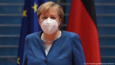 Γερμανία: Η μάσκα και η τηλεργασία δεν περιορίζουν επαρκώς τη διάδοση του Covid-19 λένε οι σύμβουλοι της Merkel