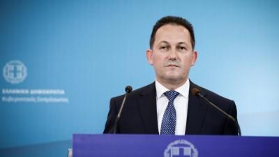 Πέτσας: Ο Τσίπρας από ανεύθυνος έγινε επικίνδυνος, θεωρίες συνομωσίας με Oruc Reis